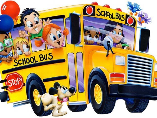 School Bus Cliparts 9.