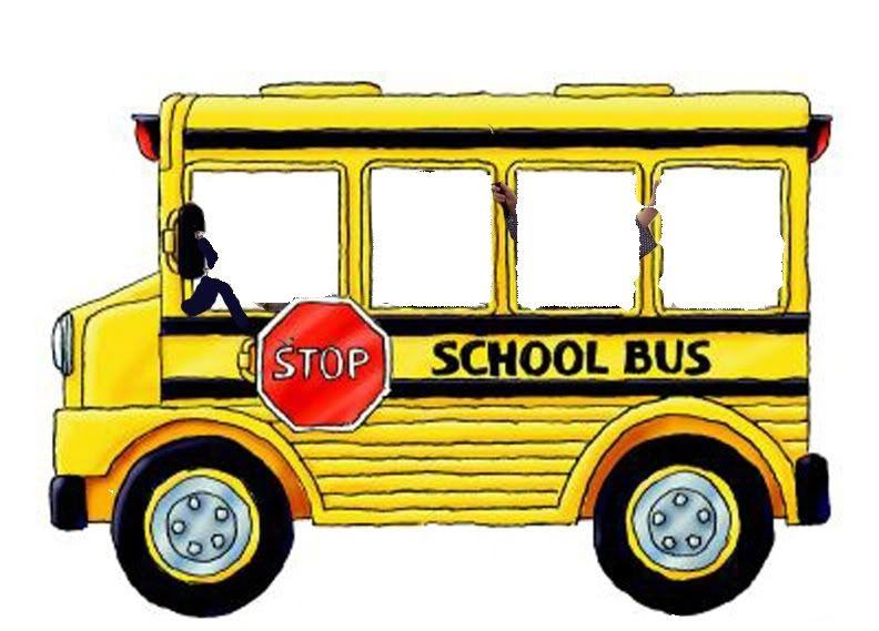 School Bus Graphics.