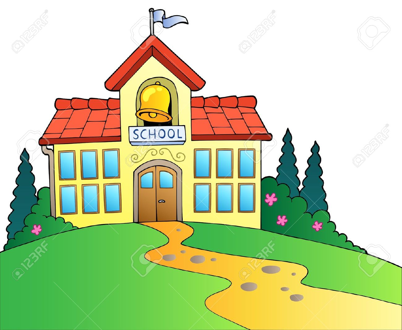 school cafeteria building clipart clipground school clipart images school clip art free