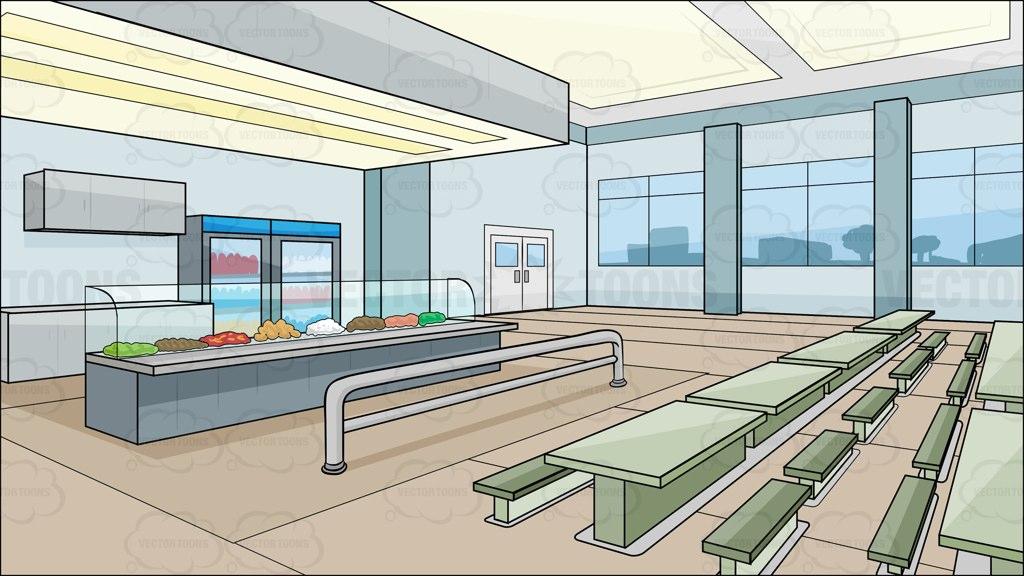 Showing post & media for Cartoon school cafeteria clip art.