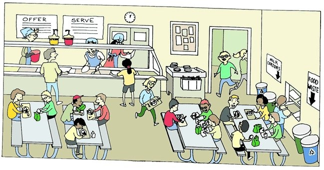 School cafeteria worker clipart 3 » Clipart Portal.
