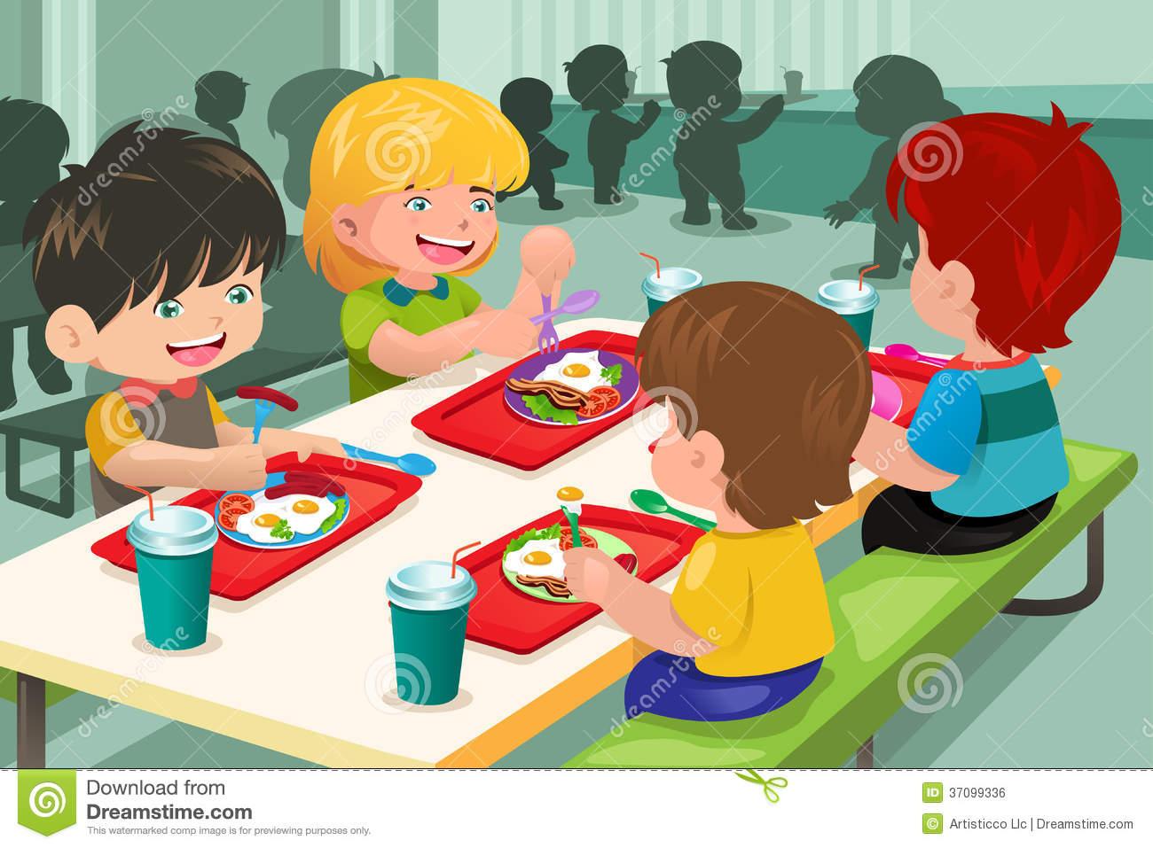 Cafeteria clipart vendor, Cafeteria vendor Transparent FREE.