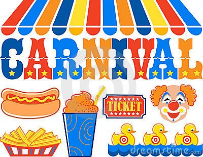 School Carnival Games Clipart Carnival games clipart fair.
