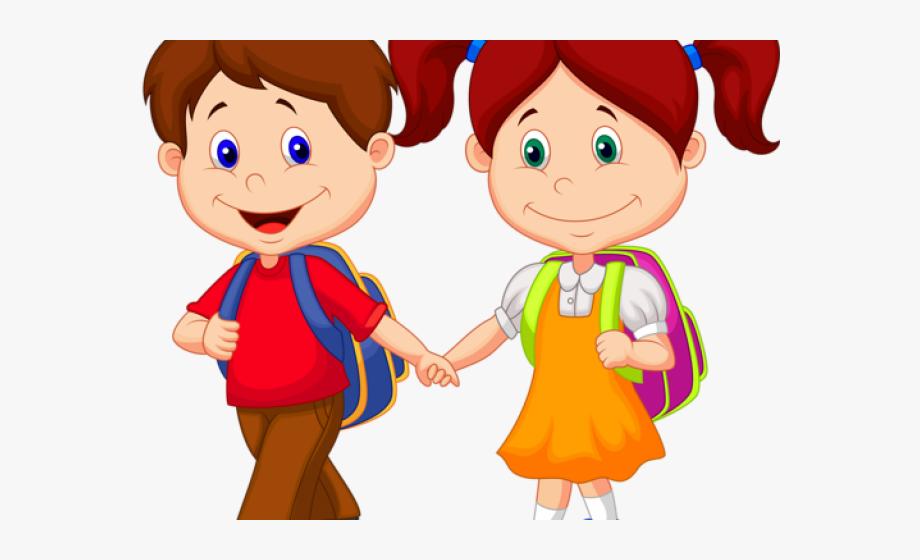 School Children Clipart #376178.