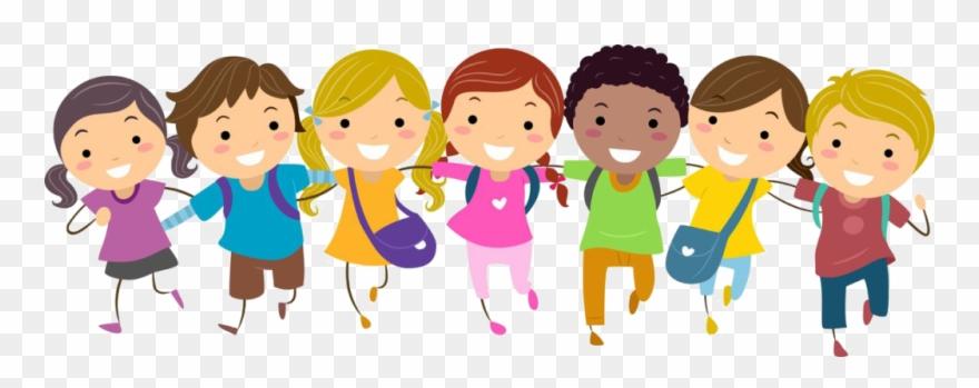 school children clipart #4