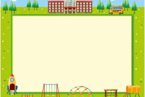 School clipart backgrounds 2 » Clipart Station.