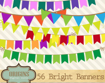 80% OFF SALE Back to school bunting banners, school bunting.