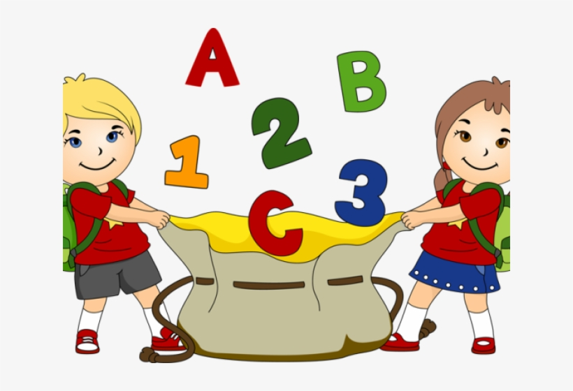 Kids Going To School Clipart Free Download Clip Art.