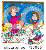 Images: Geometry Class Clipart.