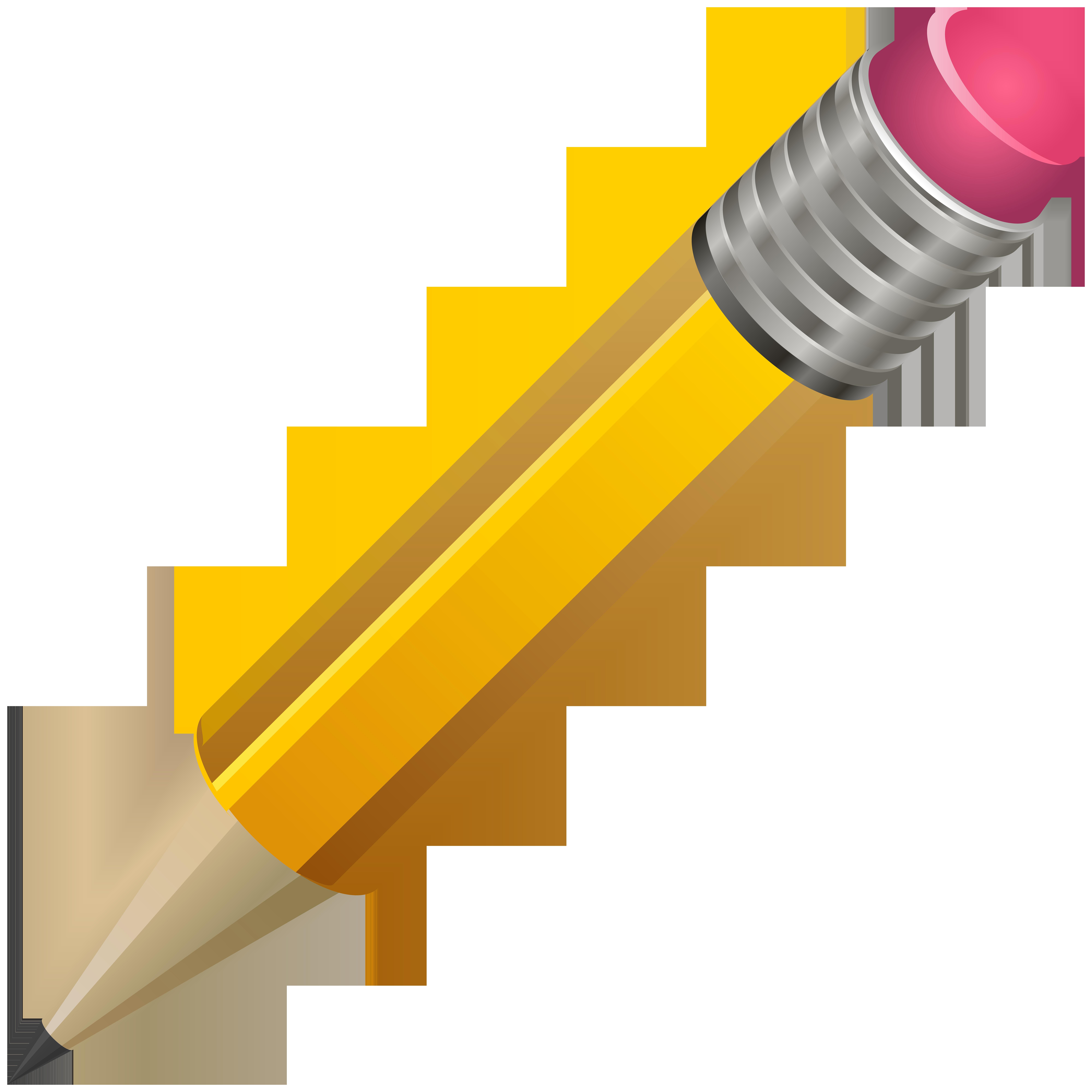 School Pencil PNG Clipart.
