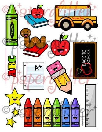 81 Best images about clip art school on Pinterest.