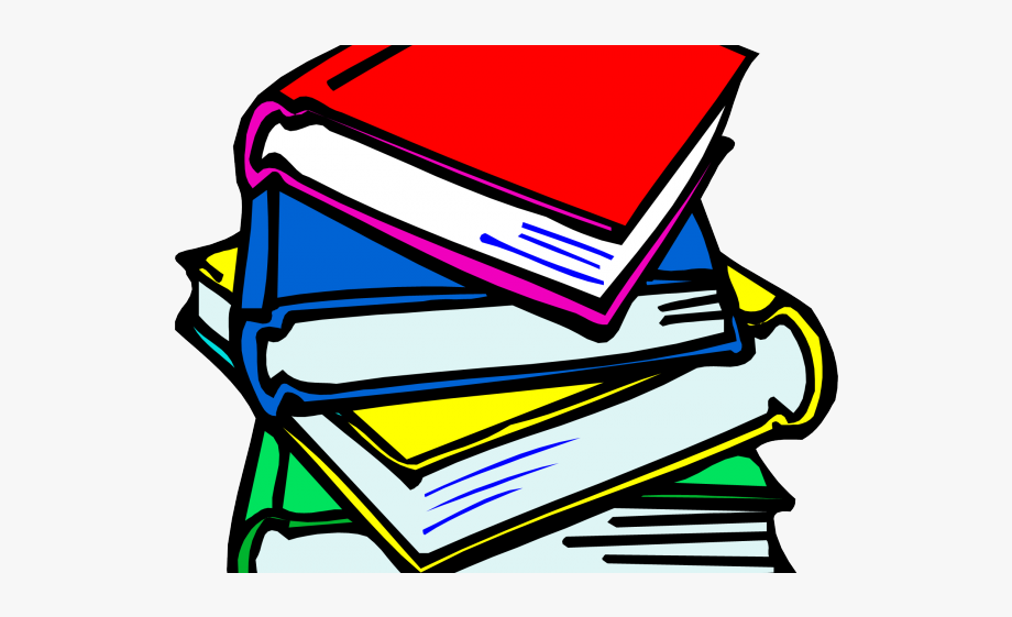 School Clipart Book.