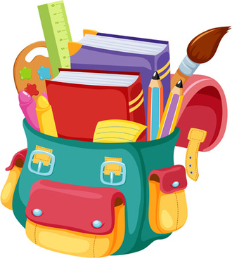 School bags vector images free vector download (2,060 Free.