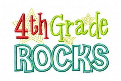 School Clipart Welcome To Fourth Grade.