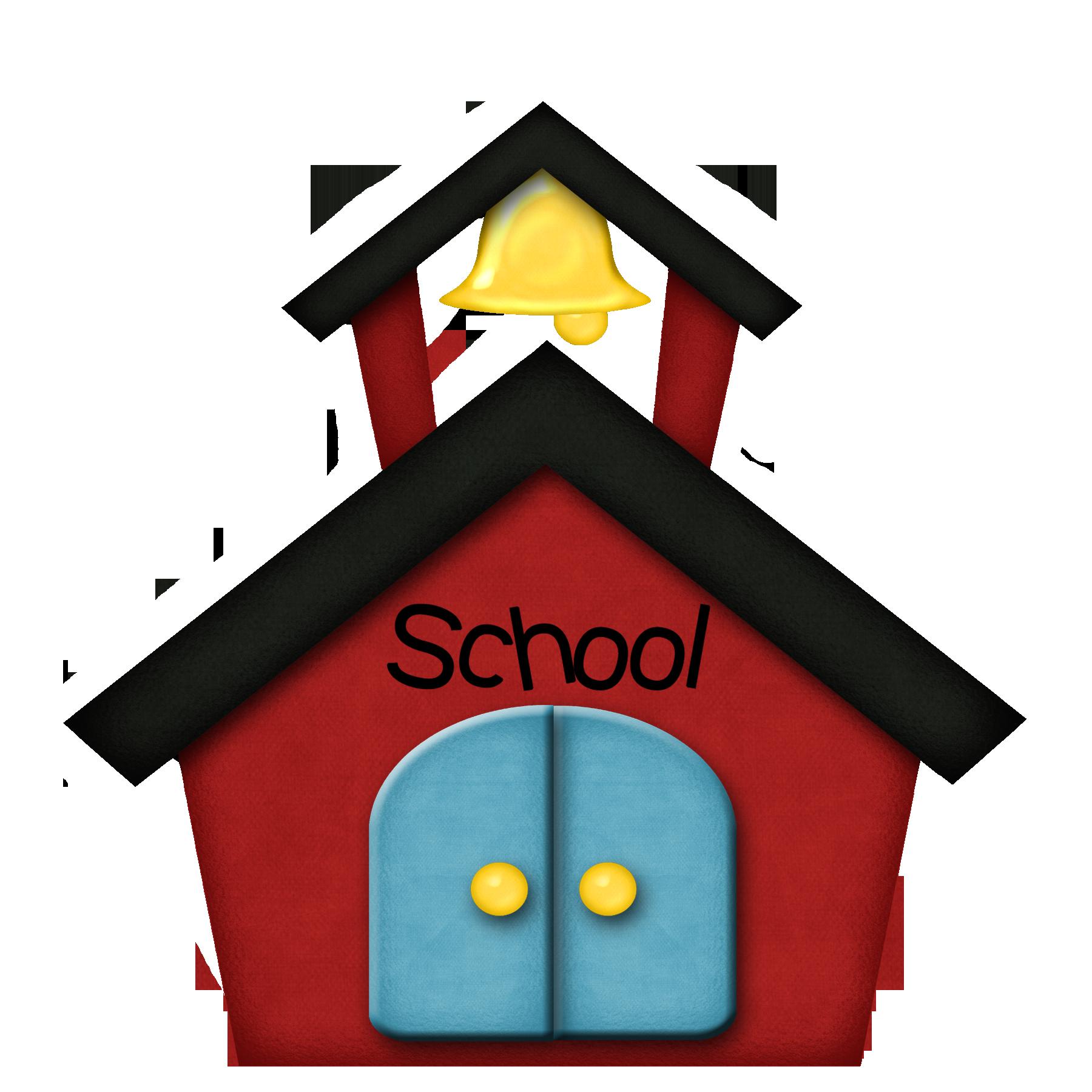 School Building Clipart Png.