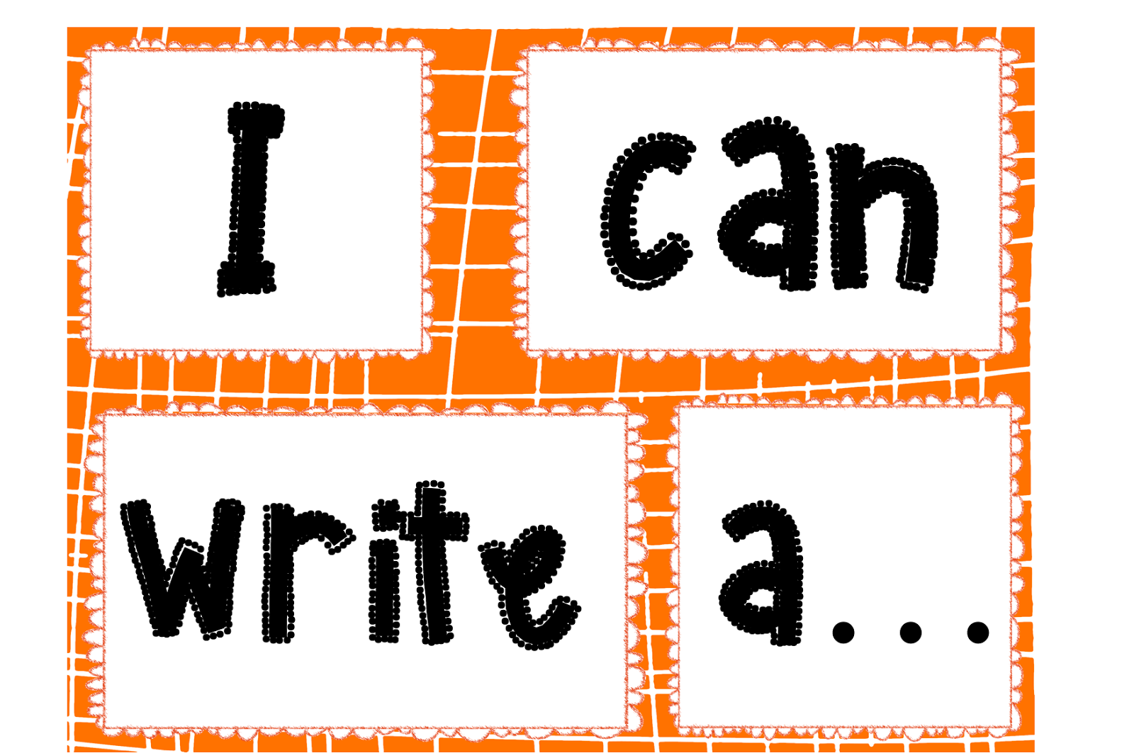 Writing Center Clipart craft projects, School Clipart.