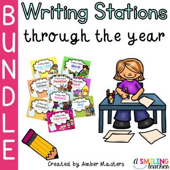 Writing Station Bundle.