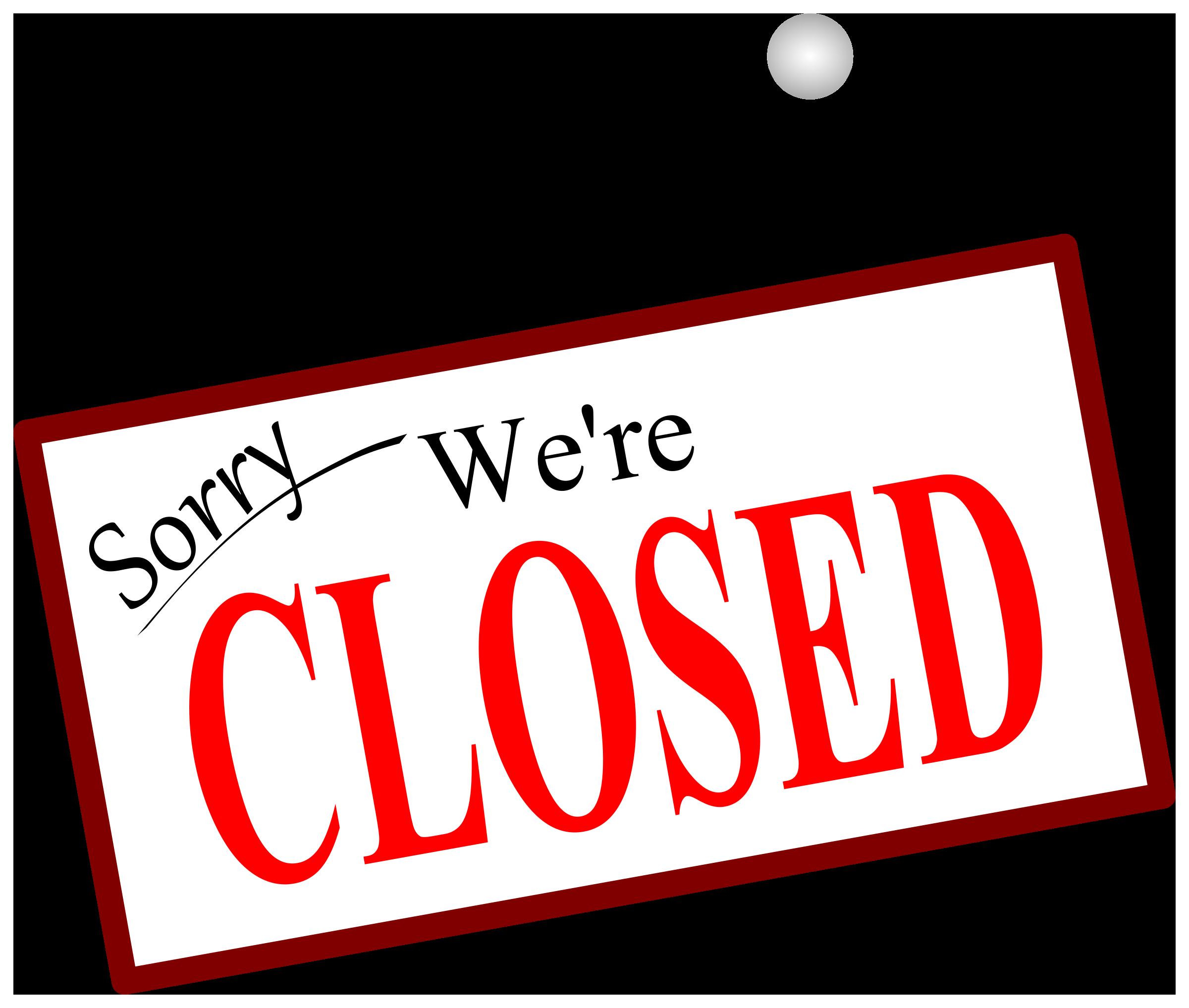 School Closed.