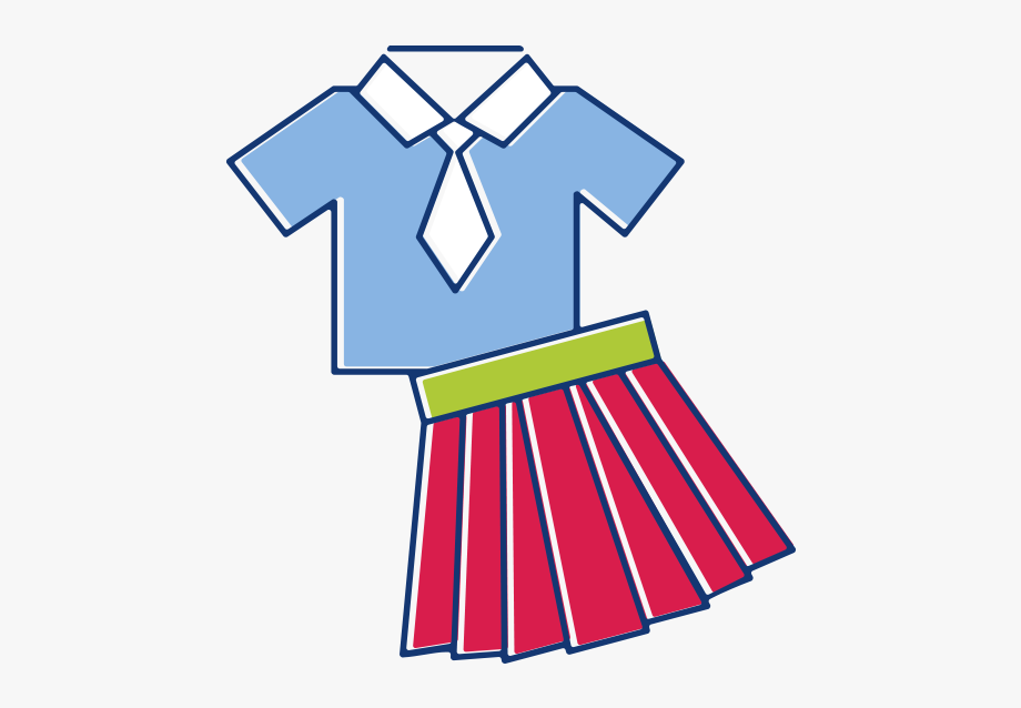 Clothes Clipart School.