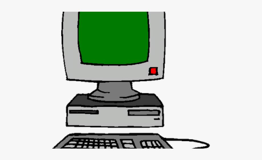 Computer Geek Clipart.