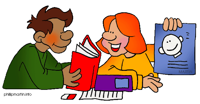 School Conference Clipart #1.