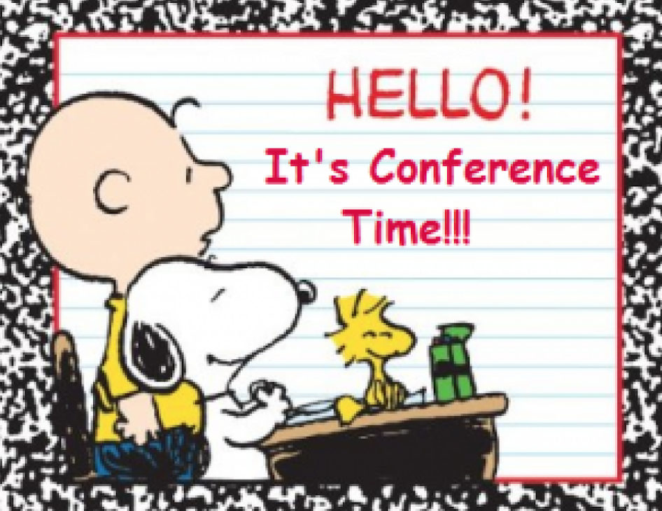 Student/Parent/Teacher Conference.