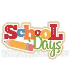 School day clipart » Clipart Station.
