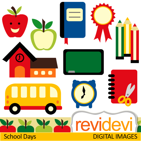 Free School Days Clipart, Download Free Clip Art, Free Clip.