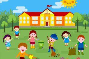 Environment clipart school environment, Environment school.