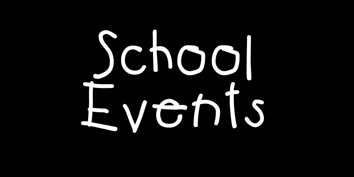 School Event Clipart.