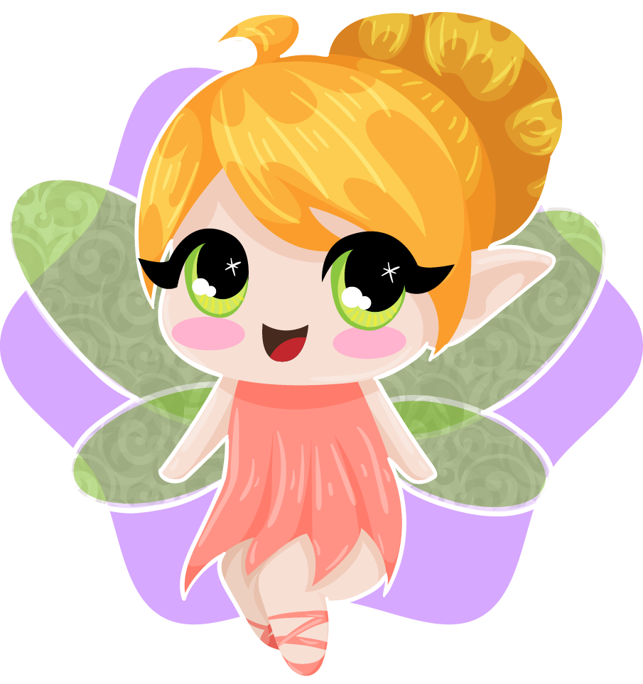 Free to Use & Public Domain Fairy Clip Art.