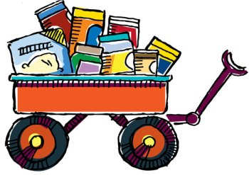100 Cans for 100 Days of School — Gloria Dei Lutheran Church and.