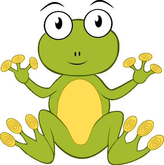Frog Clip Art School.