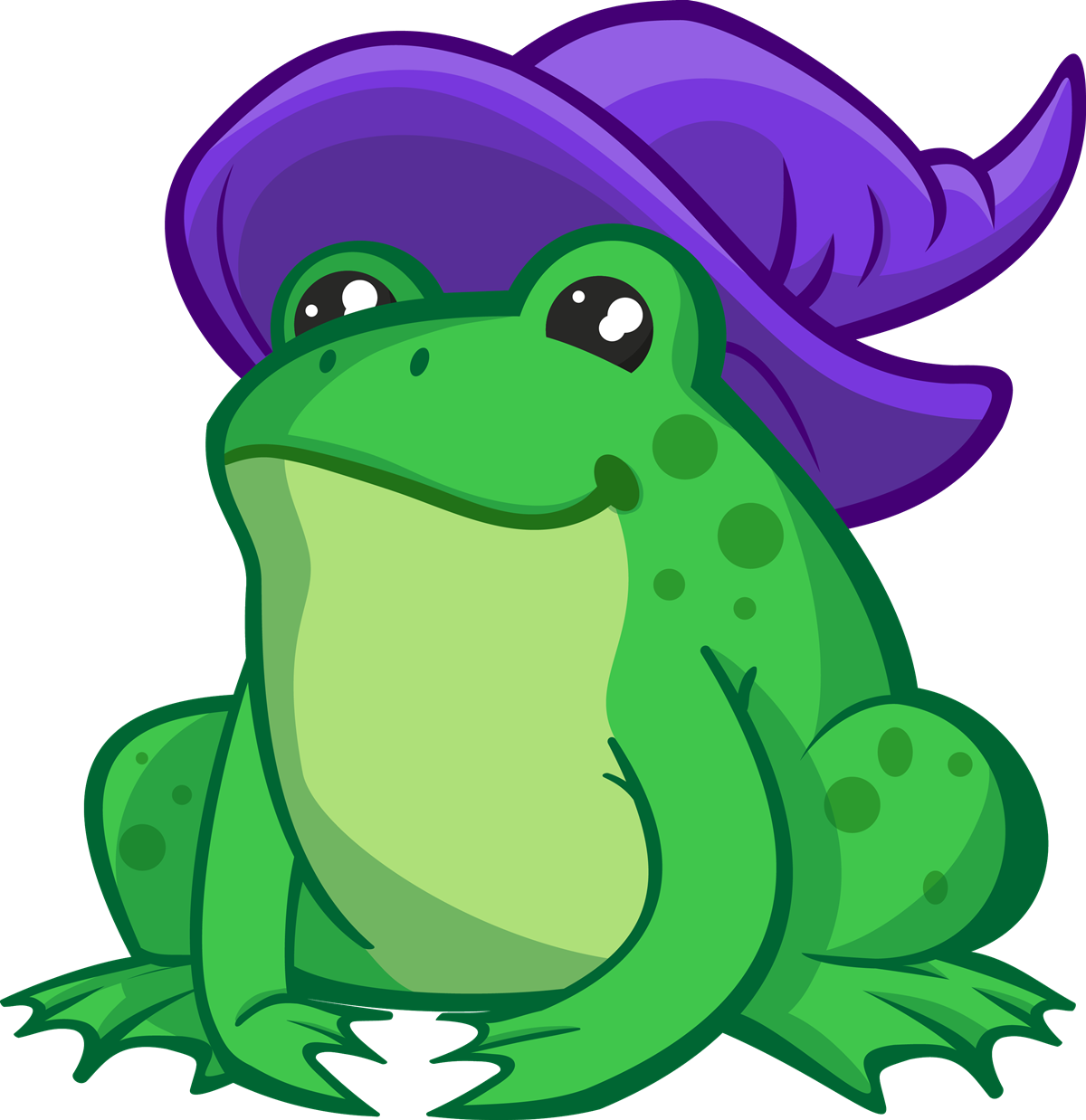 Free to Use & Public Domain Frog Clip Art.