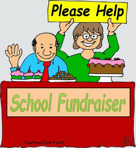555 Fundraiser free clipart.