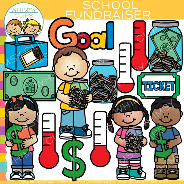 Fundraising clipart school fundraiser, Fundraising school.