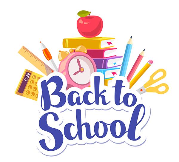 School Begins.