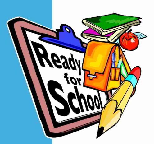4 Activities to Celebrate Before School Begins.
