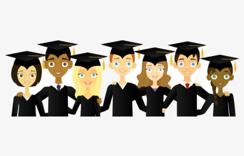 Free Graduation Clip Art with No Background , Page 6.