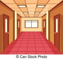 School hall Vector Clipart Royalty Free. 1,004 School hall.