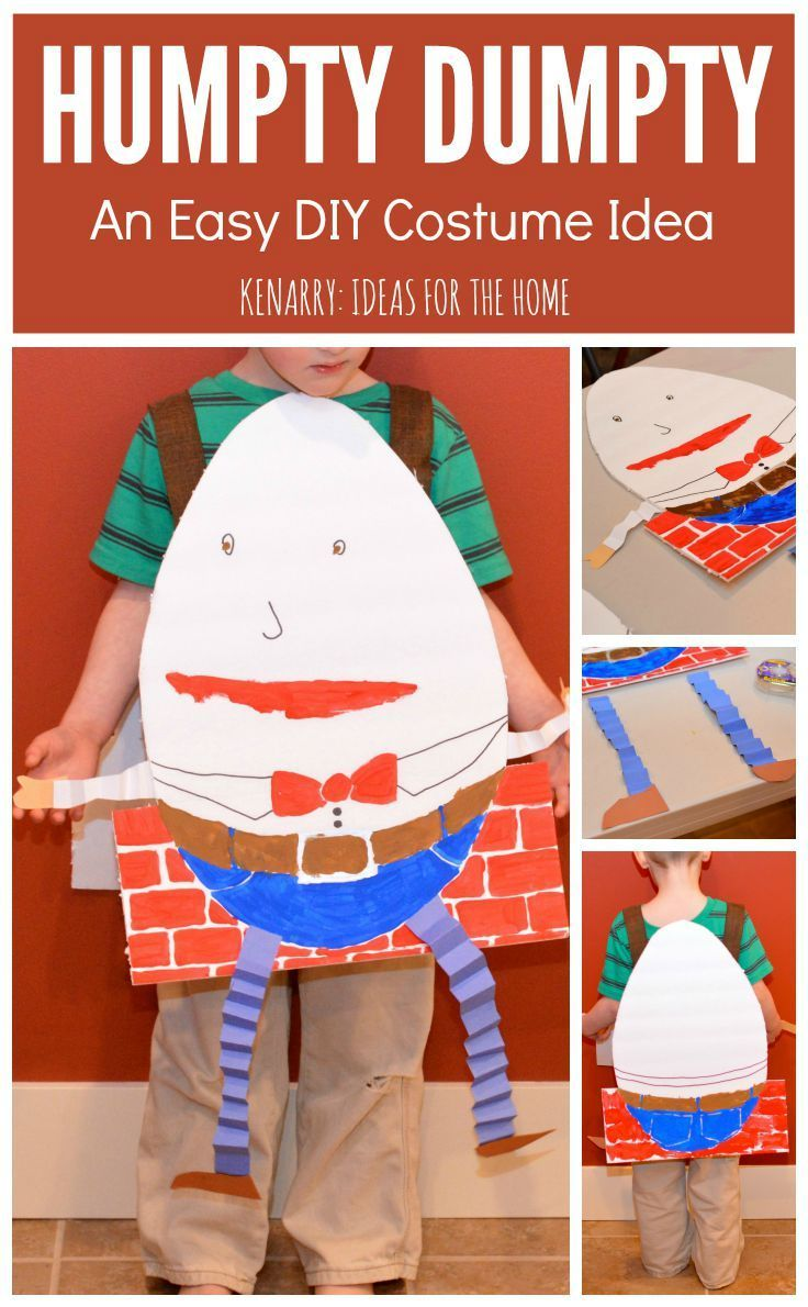 17 Best ideas about Easy Character Costumes on Pinterest.