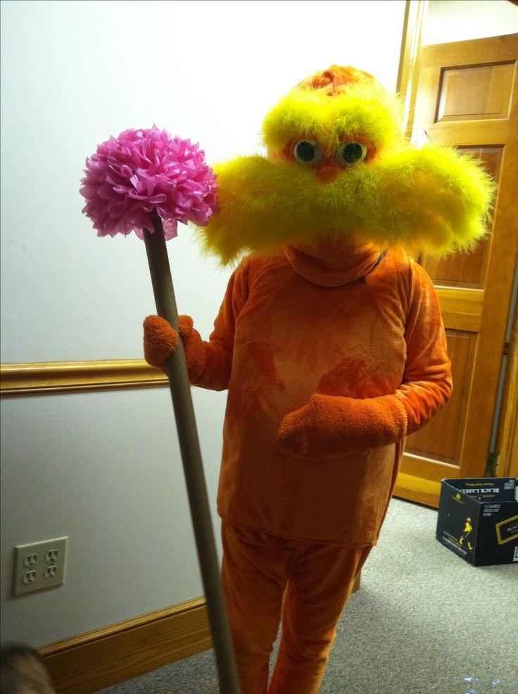 17 Best ideas about Lorax Costume on Pinterest.