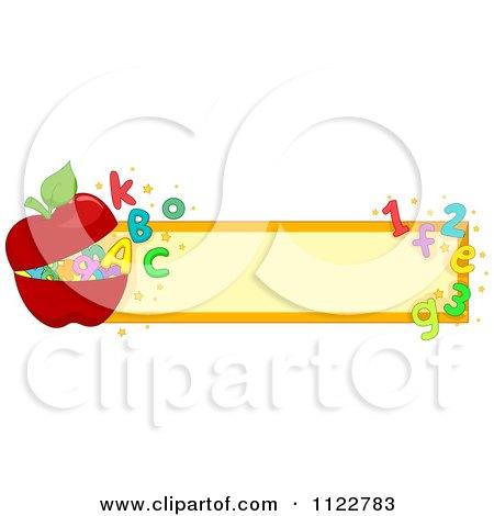 Showing post & media for Cartoon apple header.