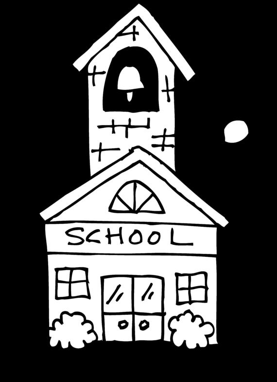 Free House Outline Clipart Best The Art Clip Art ⋆ ClipartView.com.