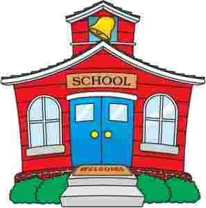 Free Cliparts: Lotharingenkruis School Clipart Animated.