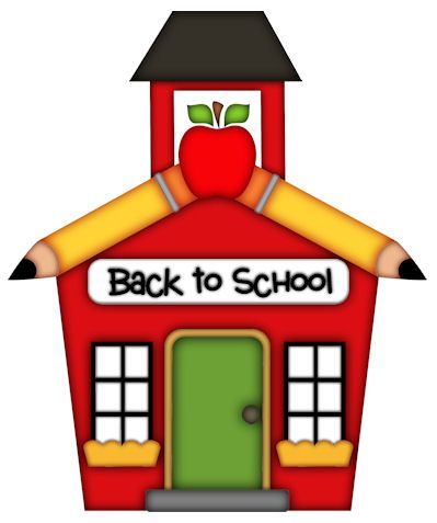 School House Clipart Free.