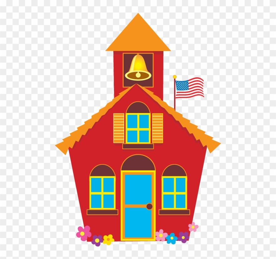 School House Schoolhouse Images Free Download Clip.