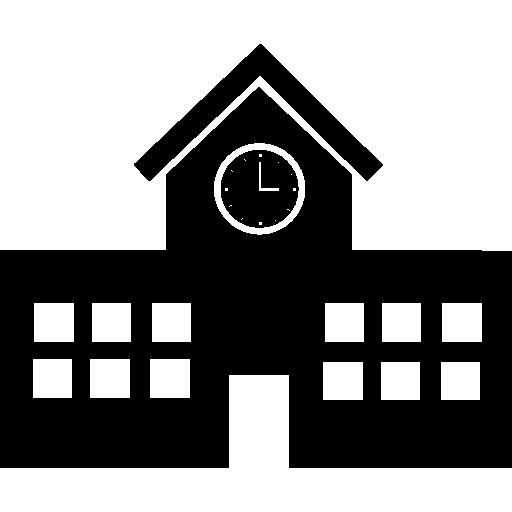 School building icon #14045.