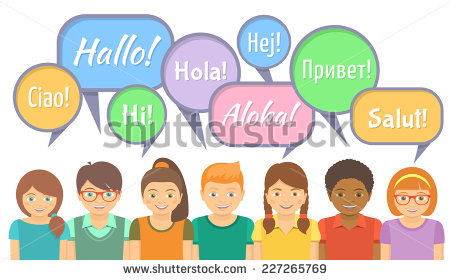 Language School Stock Photos, Royalty.