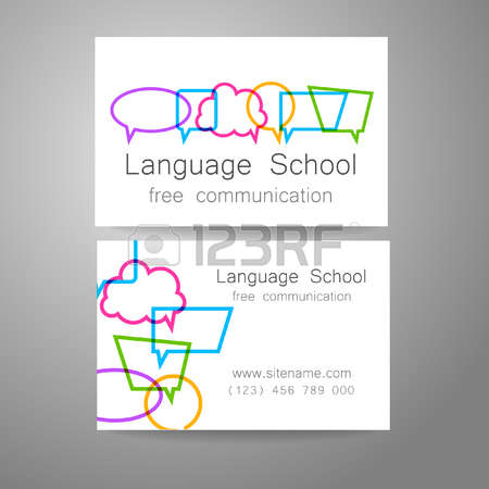 35,418 Language School Stock Vector Illustration And Royalty Free.